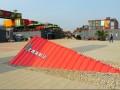 探访集装箱房组成的天津北塘海鲜一条街