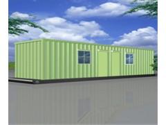 施工作业用野营房