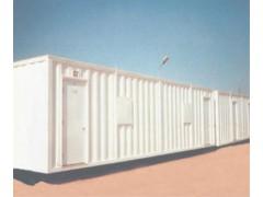 野外作业用野营房