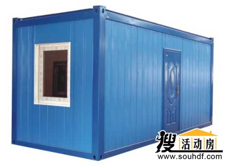 彩钢板集装箱活动房