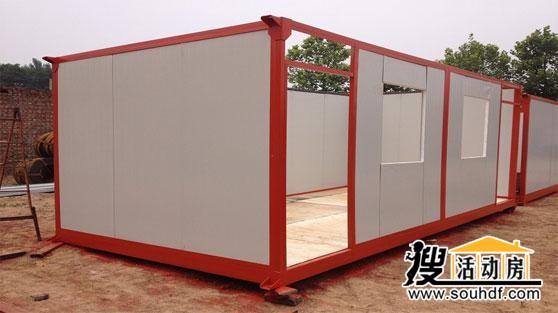 得劳斯集装箱活动房怎么做