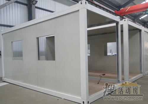 外贸集装箱活动房