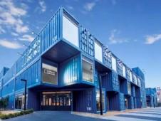 韩国集装箱改装的商场经典案例欣赏