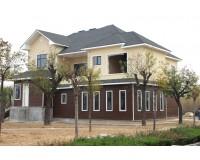 高档轻钢结构房屋