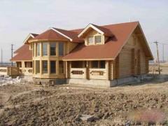 欧式木屋防腐木屋每平米2000元