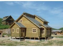 北美风格的木屋