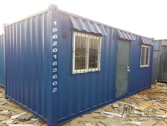 铁皮集装箱活动房屋价格5000-10000元不等