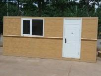 折叠式集装箱活动房设计图 (10)