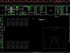 苏州中利建筑公司在天津宝坻区彩钢房CAD图纸