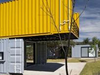 澳大利亚海运集装箱改装的集装箱别墅 (16)