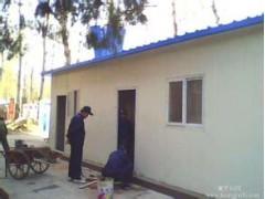 北京彩钢房搭建/房山区彩钢板房安装专业安装公司