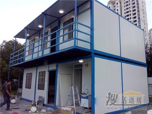 天津宝坻租赁集装箱房屋