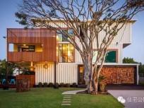 澳大利亚的31个集装箱盖起来的别墅 (26)