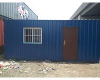 天津3X6米集装箱活动房 厂家直销