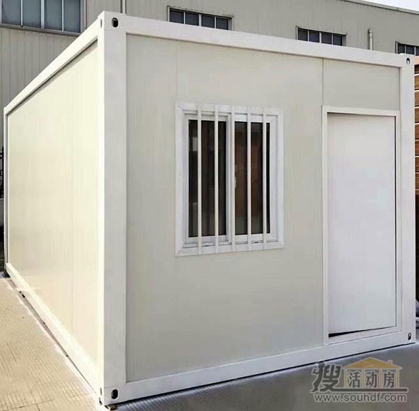 天津高端集装箱活动房打包箱
