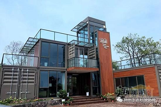 扬州集装箱酒店