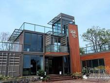 扬州集酷河宿酒店-模块化集装箱酒店之典范