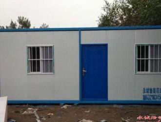 彩钢板集装箱活动房价格_方管规格尺寸及优点