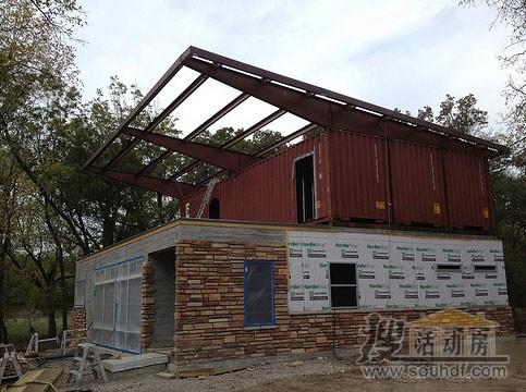 北京集装箱房屋改装