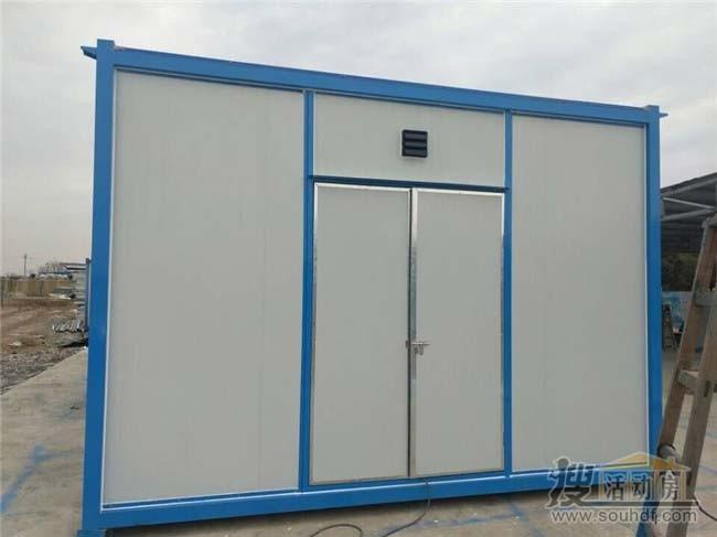 合肥集装箱活动房配电箱