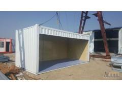 供应工地住人活动板房 住人集装箱 内蒙彩钢房