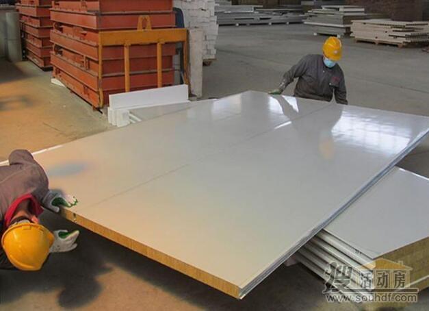 净化板和彩钢板区别