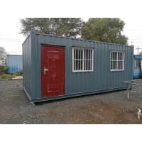 3米宽6米长集装箱活动房