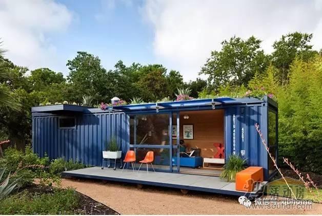 她用5个集装箱,建起一栋绝美别墅!
