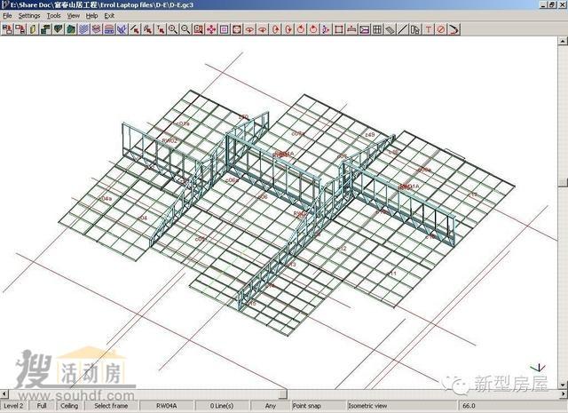 北京轻钢别墅建造过程以及优点