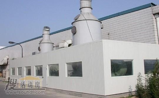 工厂的隔音房