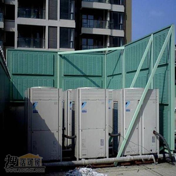 空调机组噪音治理方案
