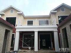 保定轻钢别墅二层300平米造价41万