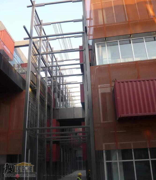 集装箱建筑图