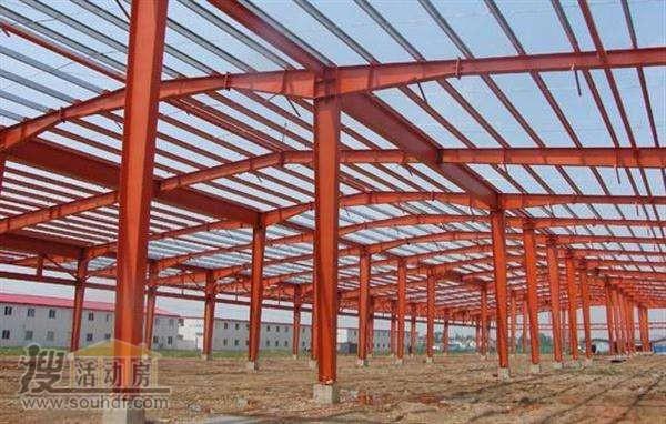 钢结构厂房一平米多少钱