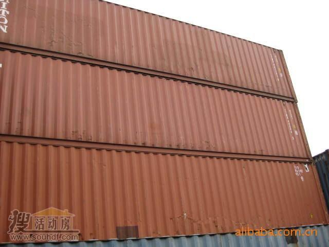 天津港二手集装箱