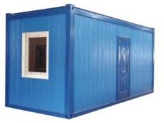 两小时快速安装雅致单体集装箱活动房
