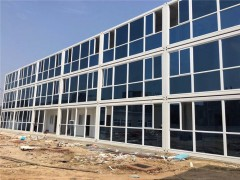 郑州打包箱式房厂家|价格 郑州打包活动房材料批发
