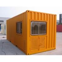 柏城镇铁皮箱厂家定制 活动板房快速安装