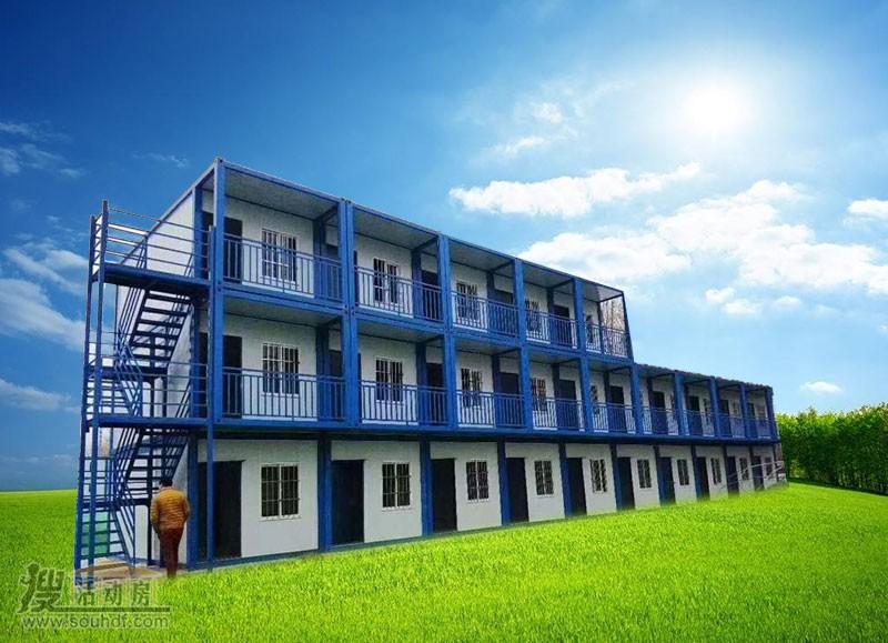 保定租赁活动房彩钢房住人集装箱 应有尽有每天6元