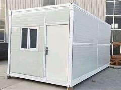 折叠集装箱房屋厂家 可折叠1000次 公司实力大