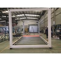 山东潍坊快拼箱 框架立柱 吊头配件及全套材料批发