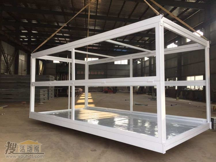 折叠箱框架