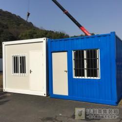集装箱活动房屋样品