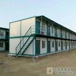 双层住人集装箱宿舍