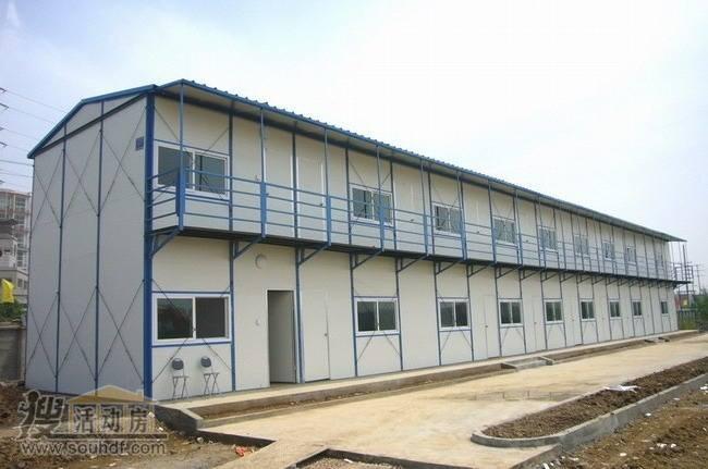 沧州建彩钢房合同