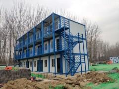 北京中建一局项目 朝阳区200间集装箱租赁
