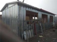 集装箱活动房制作方法