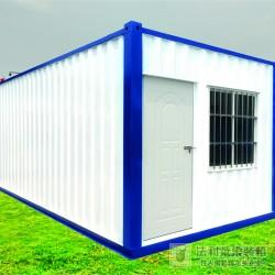 杭州定做集装箱活动房瓦楞板材质的