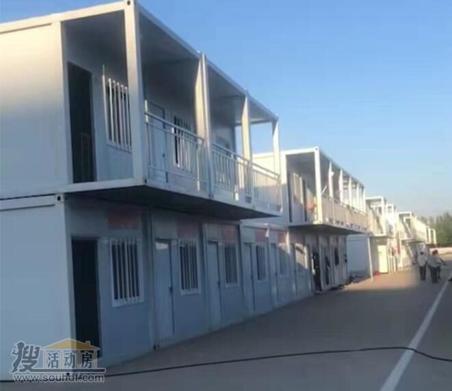 天津租赁集装箱活动房