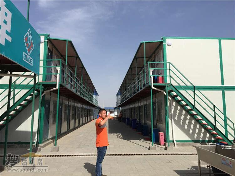 北京工地集装箱房出租